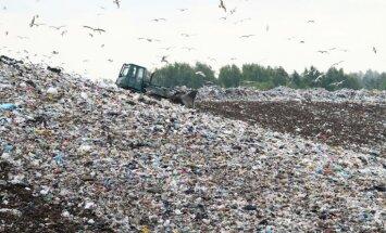 'Eco Baltia vide' atkārtoti sūdzas par 'Getliņu' atkritumu šķirošanas rūpnīcas konkursu