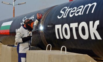 """Австрия выступила за строительство газопровода """"Южный поток"""""""