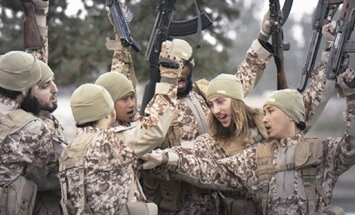 Māris Kūlis: Full HD terorisms jeb Daesh propagandas kampaņa