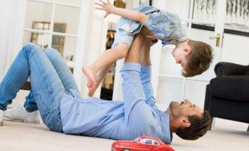 Sešas prasmes, ko bērnam var iemācīt tikai tēvs