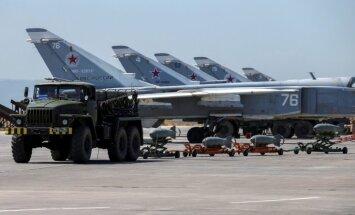 Российские ПВО на авиабазе Хмеймим сбили неизвестный беспилотник