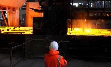 Tatjana Volkova: Strādājošs 'Liepājas metalurgs' – valdības lielā izdevība