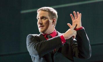 Foto: Dailes teātris Šekspīra festivālu atklās ar traģēdijas 'Ričards III' pirmizrādi