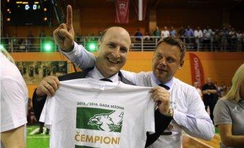 Štelmahers: nekad neapnīk būt čempionam