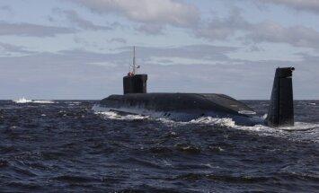 Brīvdienās Latvijas tuvumā bijuši pieci Krievijas bruņoto spēku kuģi