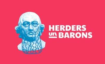 Nacionālajā bibliotēkā būs skatāma izstāde 'Herders un Barons'