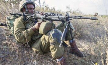 Pēc uzbrukumiem Jordānas rietumkrastā nošauti trīs palestīniešu pusaudži