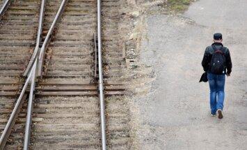 'Rīgas satiksme' pēta iespējas atjaunot vilcienu uz Bolderāju