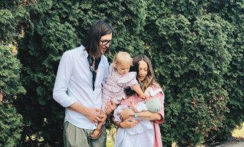 Santa Pīlēna laidusi pasaulē ceturto bērniņu