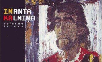 Atkārtoti izdota Imanta Kalniņa dziesmu izlase 'Pilsētā, kurā piedzimst vējš'