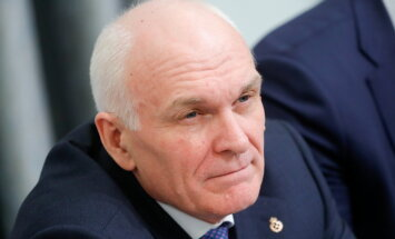 Putina disertācijas vadītājs Ļitviņenko kļuvis par miljardieri