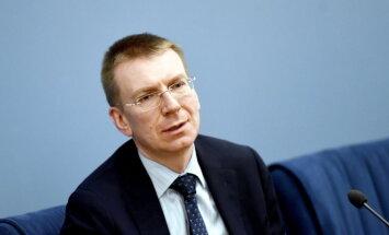 Ринкевич на саммите Трёх морей: Rail Baltica повысит мобильность и логистику в регионе