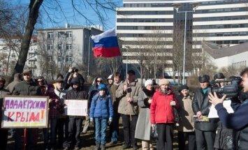 Separātisti aktivizējas arī Igaunijā: aicina atcerēties par krieviskajām saknēm un Krievijas 'aizmuguri'