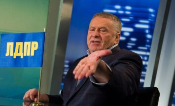 Krievijas politiķi neapmierināti ar 'Eirovīzijas' iznākumu