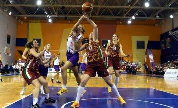 'TTT Rīga' piedzīvo zaudējumu pirmajā Eirokausa 'play-off' spēlē
