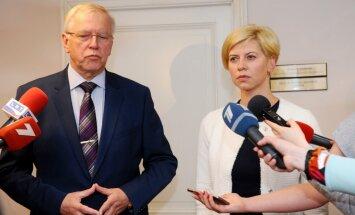 ZZS veselības ministra amatam virza Čakšu