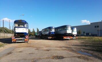 'Rīgas satiksme' pārdevusi norakstītos tramvajus