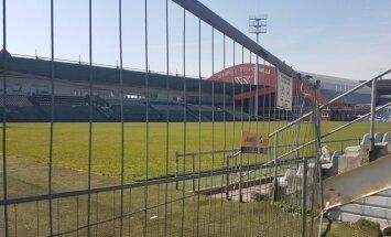 'Skonto' stadiona skandāls: iespējams kriminālprocess, pazīstami konsultanti un izpārdota spēle pret Portugāli