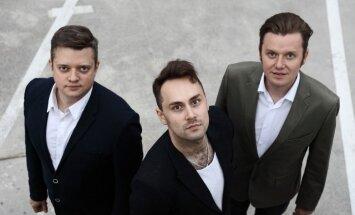 Sevi piesaka jauna profesionālu mūziķu apvienība – 'Tenoru trio'