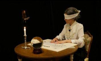 Okultais feminisms. 'Survival Kit 8' māksliniece Kjāra Fumaja