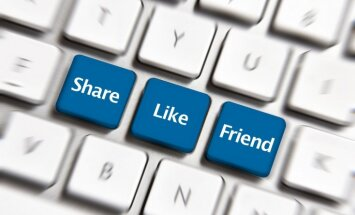 Kopīgošana sociālajos tīklos viegli padara lietotājus par kibernoziedznieku upuriem