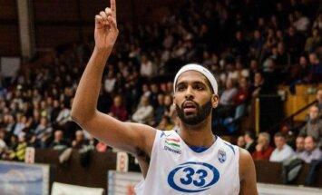 BK 'Ventspils' noslēdz līgumu ar amerikāņu basketbolistu Ubillu
