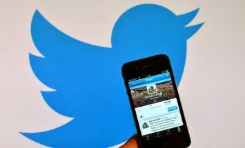 Latvijā cena par 'Twitter' kontu ar tūkstoš sekotājiem – 400 līdz 800 eiro, vēsta laikraksts