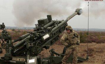Austrija piegādās Latvijas bruņotajiem spēkiem lietotus 120 milimetru mīnmetējus