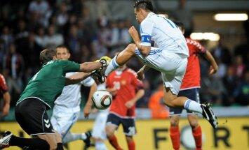 Россия выходит на ЕВРО-2012, армяне за бортом