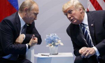 Tramps noraida domu veidot ar Krieviju kopīgu kiberdrošības vienību