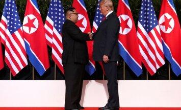 Трамп заявил о проведении саммита США и КНДР после 6 ноября