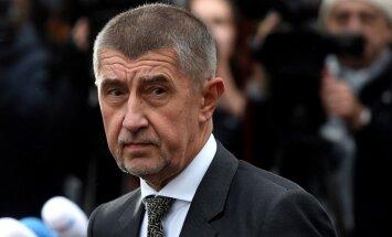 Čehija gatava atraidīt migrantus, ja tā rīkosies Vācija un Austrija, uzsver Babišs