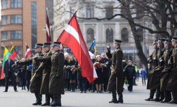 Рижская дума разрешила все мероприятия 16 марта, полиция предупреждает о рисках