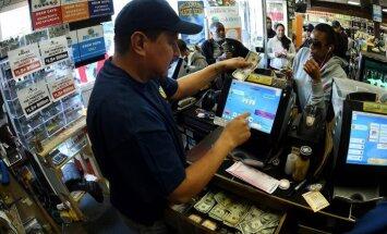 1,6 miljardus lielais laimests jāsadala starp trim ASV loterijas uzvarētājiem