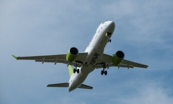 Число перевезенных airBaltic за восемь месяцев пассажиров выросло на 18%