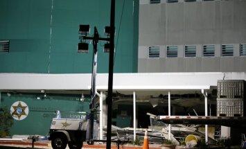 Gāzes sprādzienā cietumā Floridā divi bojāgājušie