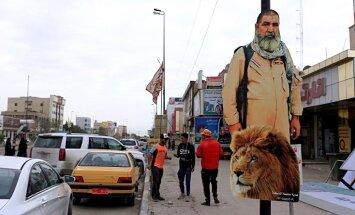Cilšu plēšanās apdraud mieru Irākas dienvidos