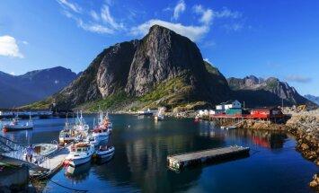Foto: Norvēģijā vienojas par jauna dizaina banknotēm