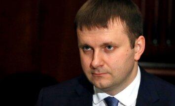 Putins izraugās jaunu ekonomikas attīstības ministru