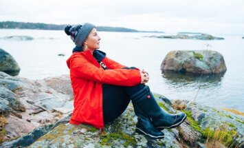Kā izskatās sala netālu no Somijas krastiem, kur uzturēties varēs tikai sievietes