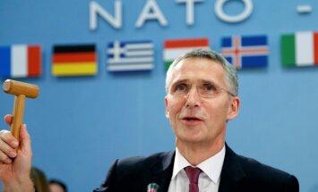 Stoltenberga NATO ģenerālsekretāra amata termiņš var tikt pagarināts