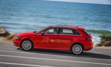 Pētījumā 'Audi' atzīst par ilgtspējīgāko Vācijas uzņēmumu
