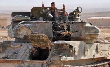 Сирийская армия взяла под полный контроль последний оплот ИГ в стране