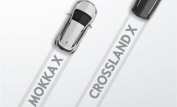 'Opel' aizstās 'Meriva' modeli ar apvidnieku uz 'Peugeot' bāzes
