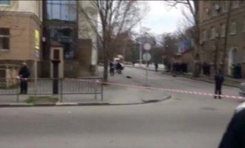 Rostovā pie Donas nograndis sprādziens