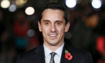 Leģendārais 'Manchester United' kapteinis Gerijs Nevils kļuvis par 'Valencia' galveno treneri
