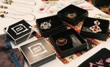 ФОТО: Презентация одежды и аксессуаров от армянских дизайнеров в Риге