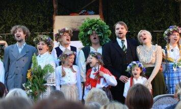 Liepājā Līgo svētkus svinēs ar 'Skroderdienām Silmačos' un lustīgu zaļumballi