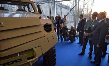 Путин: вежливость и оружие могут сделать больше, чем только вежливость
