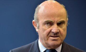Spānija Katalonijas krīzes dēļ 'zaudējusi miljardu eiro', apgalvo ekonomikas ministrs